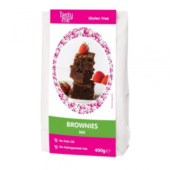 Brownies Backmischung Glutenfrei 400 g