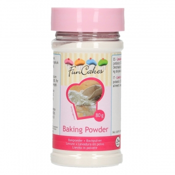 FunCakes Backpulver -80g-